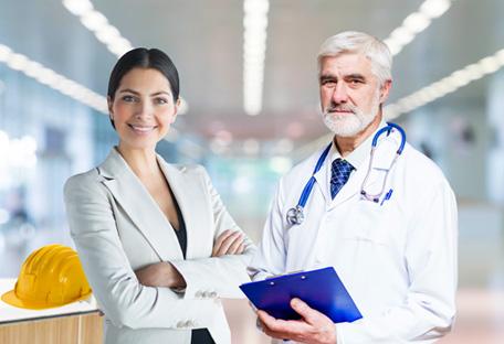 Consulenti sicurezza del lavoro e Medici Competenti