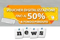 News - Voucher digitalizzazione aziendale